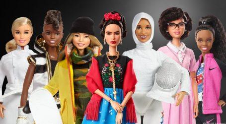 17 «Γυναίκες που εμπνέουν» γίνονται Barbie