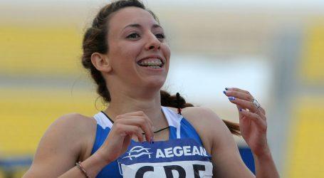Ασημένιο μετάλλιο για την Μπελιμπασάκη με νέο πανελλήνιο ρεκόρ στα 400 μ.