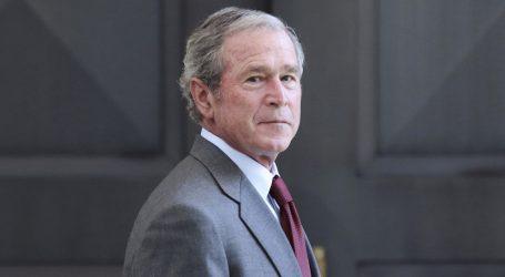 Μπους: Η Μόσχα αναμίχθηκε στις αμερικανικές εκλογές