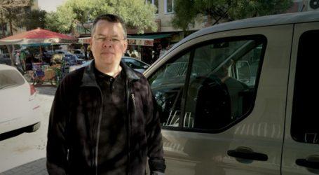 Τουρκία: Ελεύθερος ο Αμερικανός πάστορας Άντριου Μπράνσον