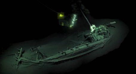 Βρέθηκε στη Μαύρη Θάλασσα το αρχαιότερο άθικτο ναυάγιο στον κόσμο
