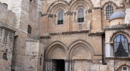 Ισραήλ: Κλειστός ο Ναός της Αναστάσεως σε ένδειξη διαμαρτυρίας για τα φορολογικά μέτρα