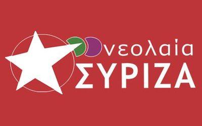 2ο Συνέδριο Νεολαίας ΣΥΡΙΖΑ 5-8 Μαρτίου