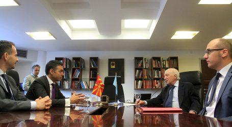 Ντιμιτρόφ: Κανείς δεν μπορεί να μας στερήσει τη μακεδονική ταυτότητα