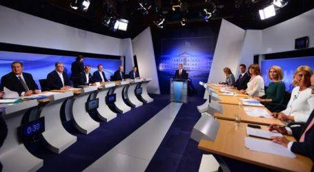 Την 1η Ιουλίου το ντιμπέιτ των πολιτικών αρχηγών
