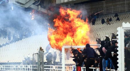 Champions League | Επεισόδια με τραυματισμούς στο ΟΑΚΑ, έρχεται τιμωρία