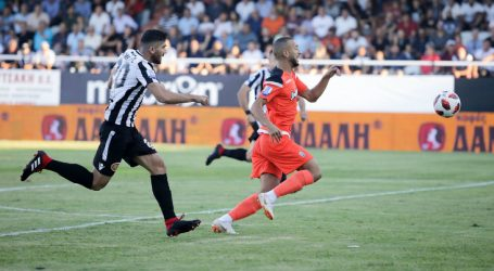 "Super League | Πέρασε από ""Γεντί Κουλέ"" ο ΠΑΟΚ"