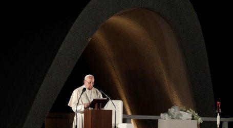 Ιαπωνία: Επιζώντες της Χιροσίμα αφηγήθηκαν στον πάπα Φραγκίσκο την «κόλαση» που έζησαν