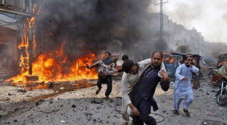 Πακιστάν: Τουλάχιστον 85 νεκροί από την επίθεση σε προεκλογική συγκέντρωση