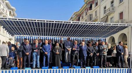 Θεσσαλονίκη: Ολοκληρώθηκε η μαθητική παρέλαση