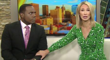 ΗΠΑ: Παρουσιάστρια είπε on air ότι ο Αφροαμερικανός συνάδελφός της μοιάζει με… γορίλα (vid)