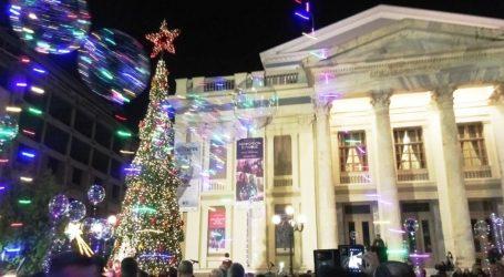 Ξεκινούν οι εορταστικές εκδηλώσεις του Δήμου Πειραιά
