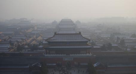Πορτοκαλί συναγερμός σε Πεκίνο και Τιεντσίν εξαιτίας του ατμοσφαιρικού νέφους