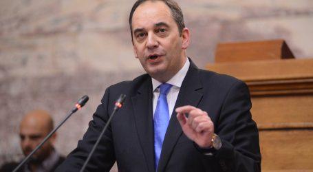 Πλακιωτάκης: Θα καταβάλλω κάθε δυνατή προσπάθεια, ώστε να καταστεί η ελληνική ναυτιλία ατμομηχανή της οικονομίας