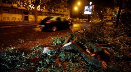 Πορτογαλία: Πάνω από 300.000 νοικοκυριά χωρίς ρεύμα μετά το πέρασμα της τροπικής καταιγίδας Λέσλι