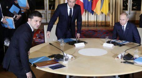 Σύνοδος κορυφής για την ειρήνευση στο Ντονμπάς | Συμφωνία για εκεχειρία μέχρι 31 Δεκεμβρίου