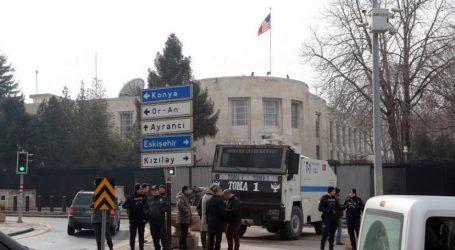 (UPD) Τουρκία: Δύο υπό κράτηση για τους πυροβολισμούς έξω από την αμερικανική πρεσβεία
