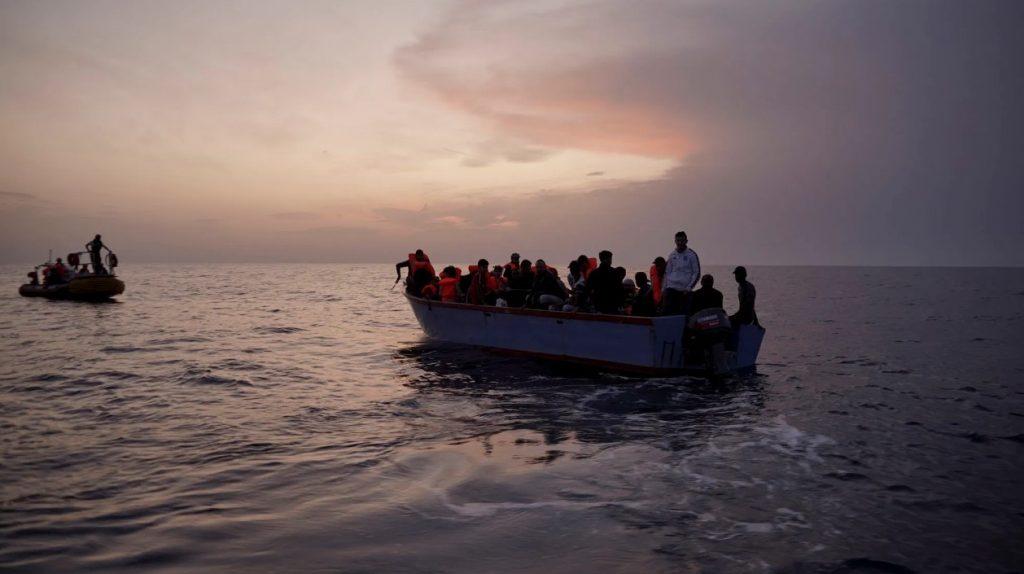 προσφυγες μεταναστες