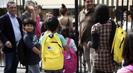 Υπ. Παιδείας: Πλήρης δικαίωση για το πρόγραμμα εκπαίδευσης προσφύγων