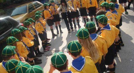 Μνημόνιο συνεργασίας ΥΠΕΝ με το Σώμα Ελλήνων Προσκόπων