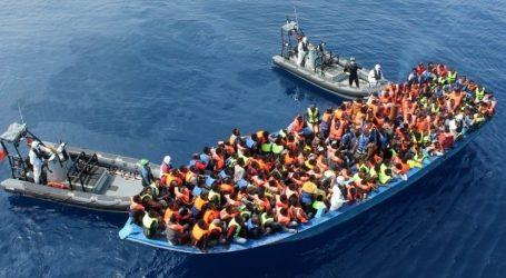 Ομάδα 87 προσφύγων διασώθηκε στα ανοικτά της Λαμπεντούζα