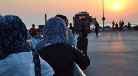 Στον Πειραιά το «Νήσος Σάμος» με 142 πρόσφυγες και μετανάστες, από Λέσβο και Χίο