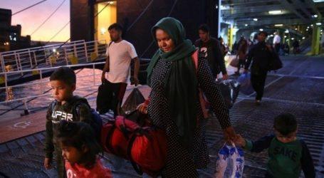 Στο λιμάνι του Πειραιά 370 μετανάστες και πρόσφυγες από Χίο και Μυτιλήνη