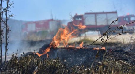 ΓΓΠΠ: Πολύ υψηλός κίνδυνος πυρκαγιάς για αύριο, Τρίτη 4 Σεπτεμβρίου
