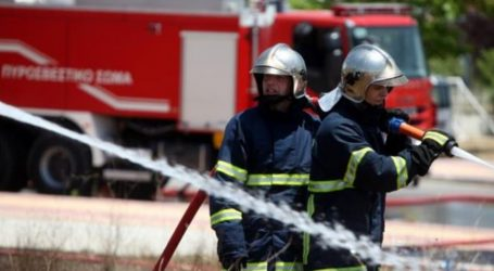 Υπό έλεγχο φωτιά στην Κρήτη