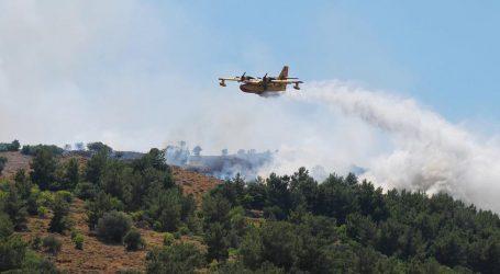 Πολύ υψηλός κίνδυνος πυρκαγιάς σε οκτώ περιφέρειες της χώρας