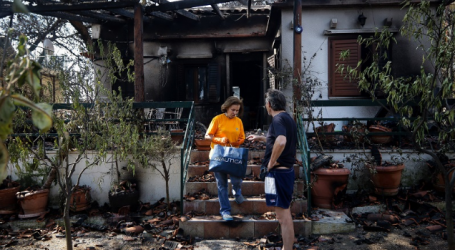 300.000 δολ. από τη Νότια Κορέα προς την Ελλάδα για τους πυρόπληκτους
