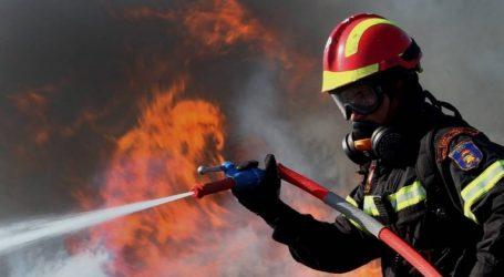 Κύπρος: Σε εξέλιξη πυρκαγιά στη Λεμεσό – Εκκενώθηκε χωριό