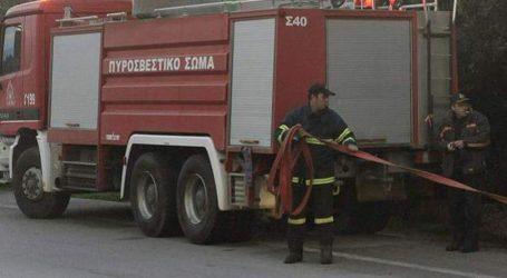 Ηράκλειο: Μία γυναίκα τραυματίας σε φωτιά σε διαμέρισμα