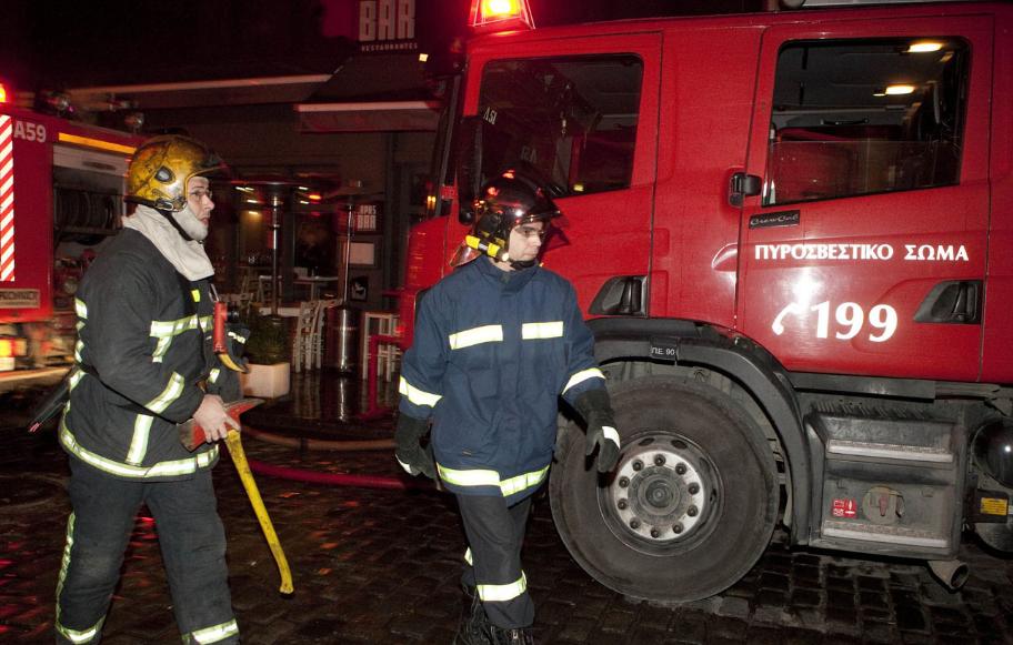 bac71844d1b Βάρκιζα: Βρέφος απανθρακώθηκε όταν έπιασε φωτιά το διαμέρισμα - CircoGreco
