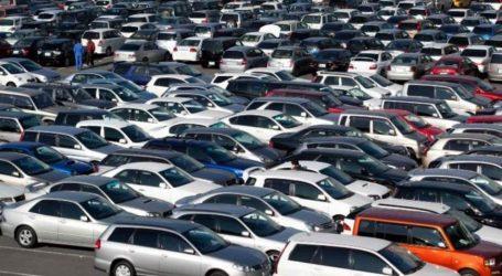 Μειώθηκαν οι πωλήσεις των καινούργιων αυτοκινήτων το 2018 στην Ευρώπη