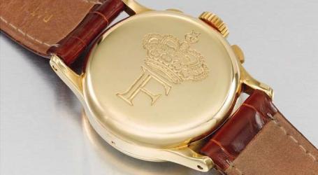 Στο σφυρί σπάνιο ρολόι που φορούσε ο βασιλιάς Φαρούκ της Αιγύπτου