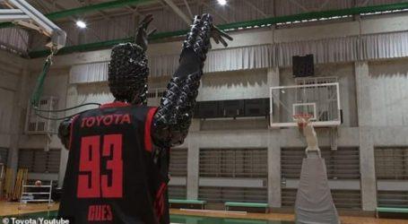 Ρομπότ-μπασκετμπολίστας βάζει 2.020 καλάθια στη σειρά και κάνει παγκόσμιο ρεκόρ (vid)