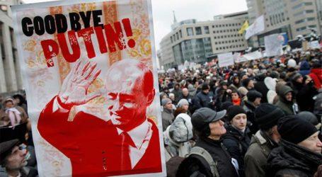 Ρωσία: Σφοδρές αντιδράσεις κατά της μεταρρύθμισης του συνταξιοδοτικού συστήματος