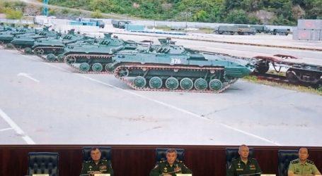 Η Ρωσία ξεκίνησε σήμερα τα μεγαλύτερα στρατιωτικά γυμνάσια (Vostok-2018), μετά την κατάρρευση της Σοβιετικής Ένωσης