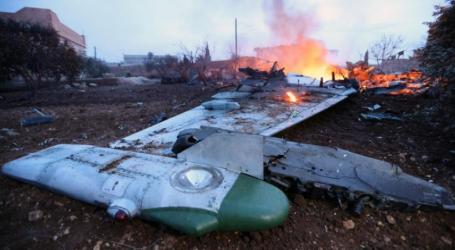 Συρία: Τζιχαντιστική οργάνωση κατέρριψε ρωσικό αεροσκάφος (vid)