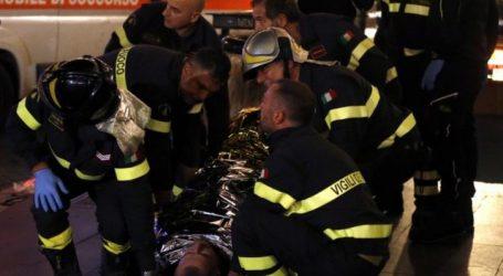 Είκοσι τραυματίες από ατύχημα στο μετρό της Ρώμης