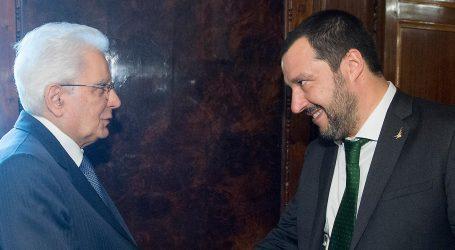 Ιταλία   Συνάντηση Ματαρέλα-Σαλβίνι στη σκιά του Μεταναστευτικού