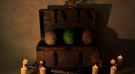 Σοκολατένια αυγά δράκων του Game of Thronesενόψει Πάσχα
