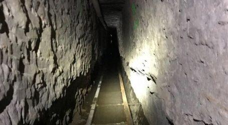 Σύνορα Μεξικού-ΗΠΑ: Εντοπίστηκε υπόγεια στοά μήκους 1,3 χλμ για τη διακίνηση ναρκωτικών