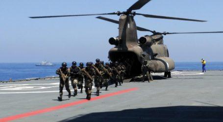 Ξεκινά η κοινή άσκηση Ελλάδας – Αιγύπτου – Κύπρου