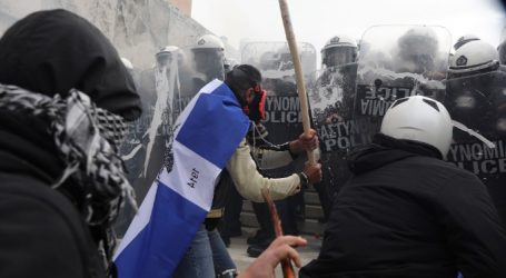 ΕΛ.ΑΣ για συλλαλητήριο: Είχαν σχέδιο εισβολής στη Βουλη