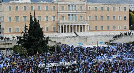 Νέο συλλαλητήριο κατά της Συμφωνίας των Πρεσπών