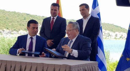 Nature: Η συμφωνία των Πρεσπών ανοίγει τον δρόμο για στενότερη επιστημονική συνεργασία μεταξύ Ελλάδας-Β. Μακεδονίας