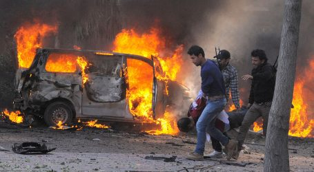 Συρία: 18 νεκροί από έκρηξη παγιδευμένου αυτοκινήτου