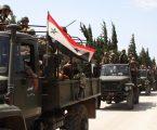 Συρία: Υπό τον έλεγχο του στρατού όλη η περιφέρεια της Δαμασκού